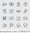 icon, security, vector 37965679