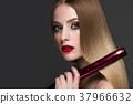 beautiful, girl, hair 37966632
