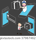 mobile banking and trade online. 37967462