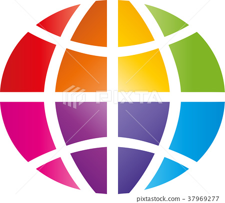 Earth, globe, world globe, multimedia, logo 37969277