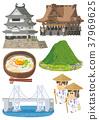 香川县 丸龟城 金刀比罗宫 37969625