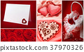 Valentine`s day collection 37970326