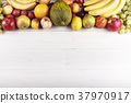 fruit detox background 37970917