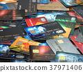 堆積 信用 信用卡 37971406