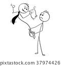 business man cartoon 37974426