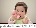 嬰兒 寶寶 努力獲取 37981710