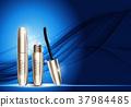 Fashion Design Makeup Cosmetics Product  Templat 37984485