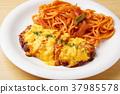 大米煎蛋 蛋包饭 那不勒斯风味 37985578