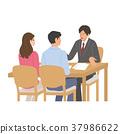 谈判 业务洽谈 商务人士 37986622