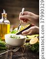 salad fresh green 37990329