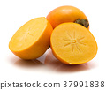 persimmon, kaki, orange 37991838