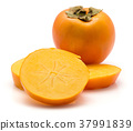 persimmon, kaki, orange 37991839