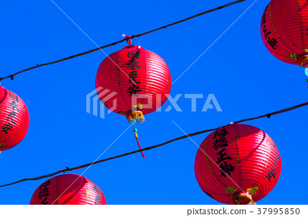China, red lanterns, China, China, China, red lanterns, 37995850