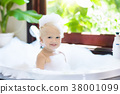 bath, baby, girl 38001099