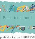 School supplies necessary for training. 38001959