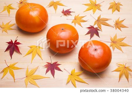 日本柿 甜柿 柿子 38004340