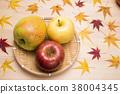 แอปเปิล,ผลไม้,วัตถุดิบทำอาหาร 38004345