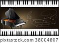 music, instrument, keyboard 38004807