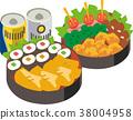 便當 午餐盒 飯盒 38004958