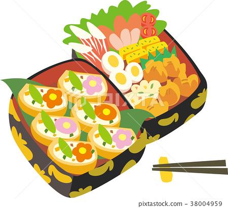 Hanami lunch 3 38004959