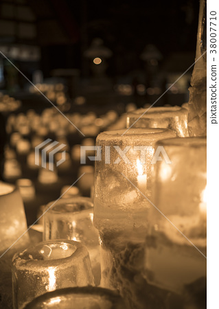 candle, candles, ice candle 38007710