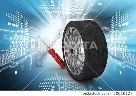 3d tires replacement concept 38010127
