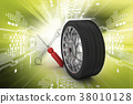 3d tires replacement concept 38010128