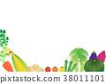 蔬菜 38011101