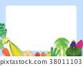 蔬菜 38011103