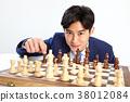 20年輕的商業象棋,象棋,遊戲,賭博 38012084