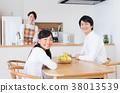 家庭 家族 家人 38013539