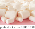 마시멜로 과자 양과자 38016738