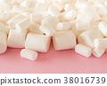 마시멜로 과자 양과자 38016739