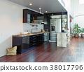 kitchen, interior, room 38017796