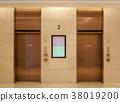 엘리베이터, 신세계백화점, 백화점 38019200