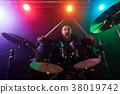 rock drum concert 38019742