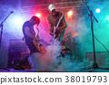 band bass guitarist 38019793