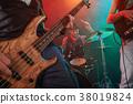 band bass guitarist 38019824