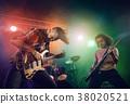 band bass guitarist 38020521