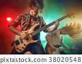 band bass guitarist 38020548