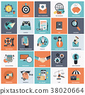 Icons for website and mobile applications 38020664