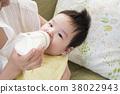baby, infant, milk 38022943