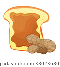 butter, food, peanut 38023680