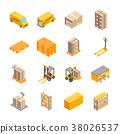 vector box cargo 38026537