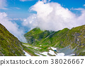 mountain, valley, background 38026667