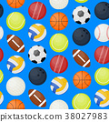 ball football pattern 38027983