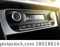 Air conditioning system in a car 38028814