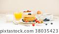 早餐 健康 牛奶 38035423