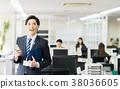 smartphone, sumaho, businessman 38036605