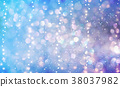 Beautiful abstract shiny light background 38037982